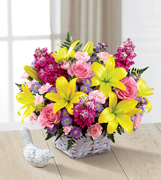 The FTD® Bright Lights Bouquet - Greatest