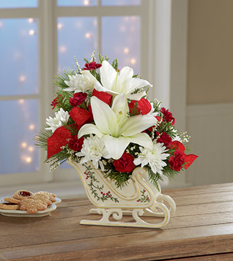 FTDR Holiday TraditionsTM Bouquet