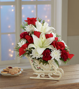 FTD® Holiday Traditions™ Bouquet