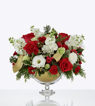 FTD® Holiday Peace™ Bouquet by Vera Wang