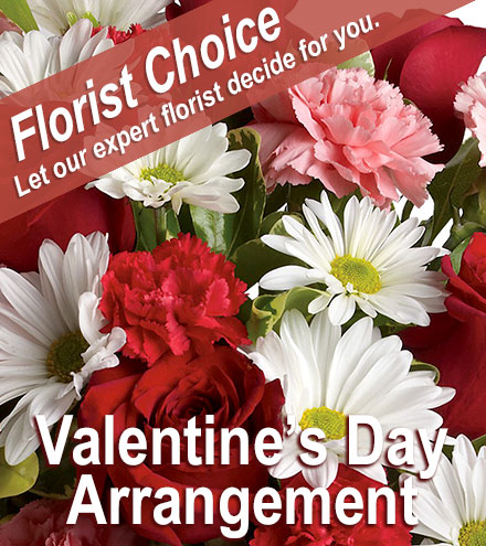 Florist Choice - Valentine's Day