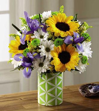 FTD®  Sunflower Sweetness™ Bouquet