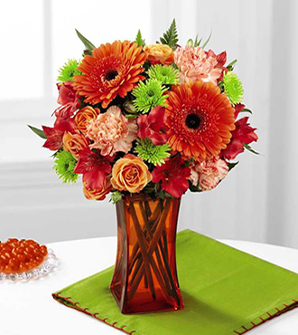 FTD® Orange Escape™ Bouquet