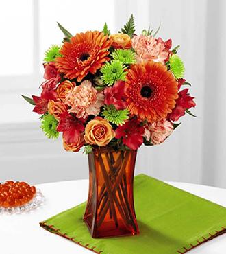 FTD® Orange Escape™ Bouquet
