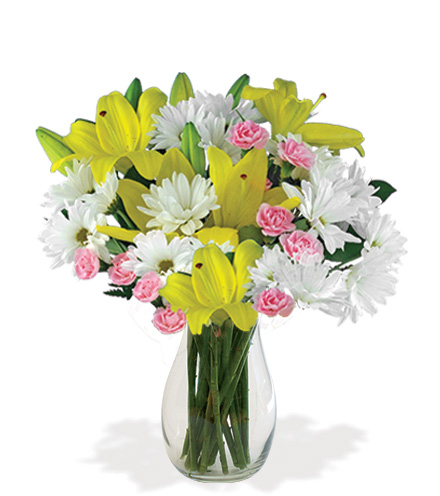Spirit of Sunshine Bouquet From  $65