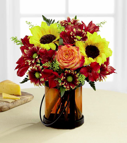 The FTD® Giving Thanks™ Bouquet by Better Homes and Gardens