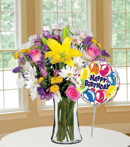 European Garden Birthday Special