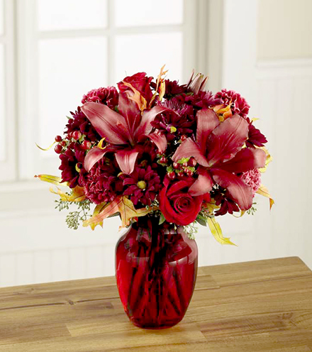 FTD® Autumn Treasures™ Bouquet