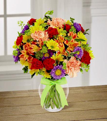 FTD® Light & Lovely™ Bouquet