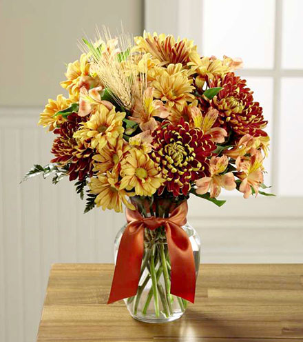 FTD® Autumn Roads™ Bouquet