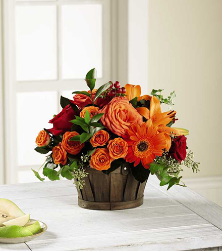 FTD® Nature's Bounty™ Bouquet
