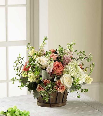 FTD® Bountiful Garden™ Bouquet