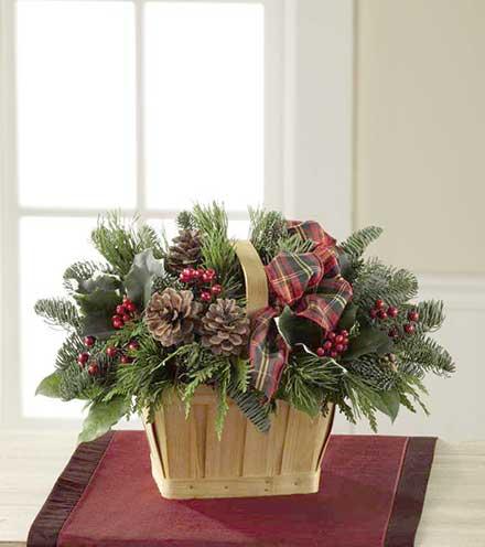 FTD® Christmas Coziness™ Basket