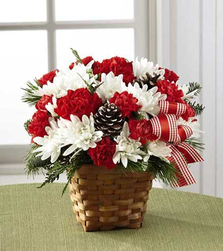 FTD® Holiday Happiness™ Basket