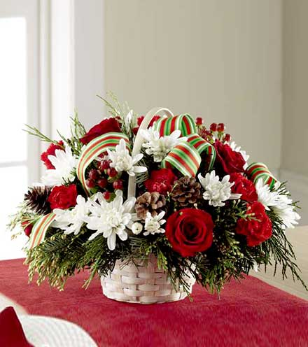 FTD® Goodwill & Cheer™ Basket