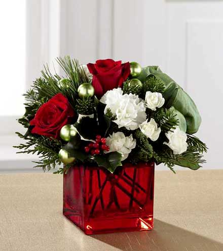 FTD® Merry & Bright™ Bouquet
