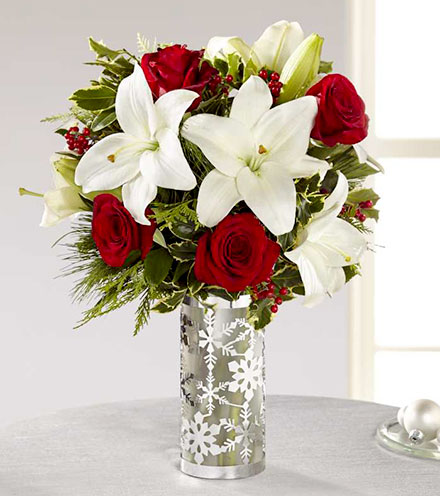 FTD® Holiday Elegance™ Bouquet