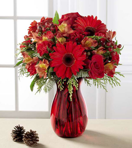 FTD® Spirit of the Season™ Bouquet