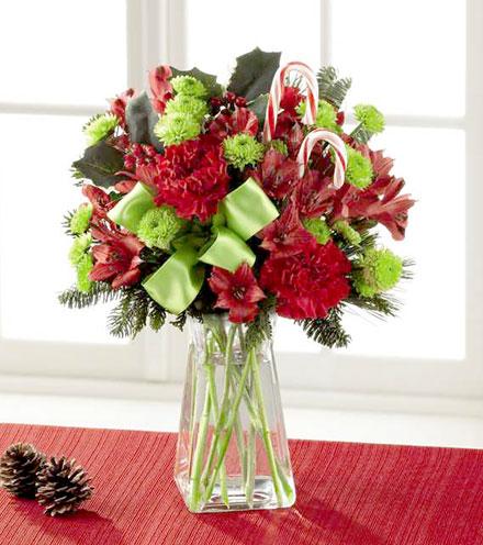 FTD® Candy Cane Lane® Bouquet