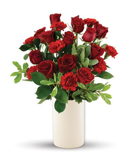 Treasured Love Red