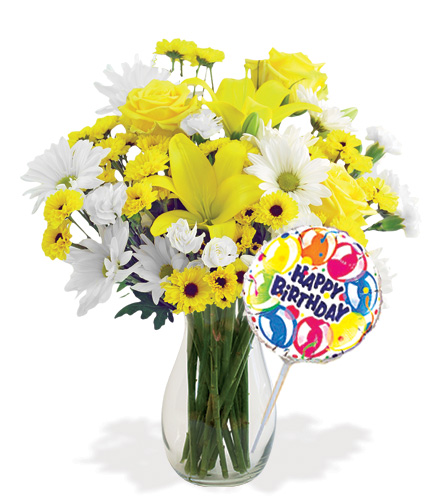 Delightful Sunshine Birthday Special
