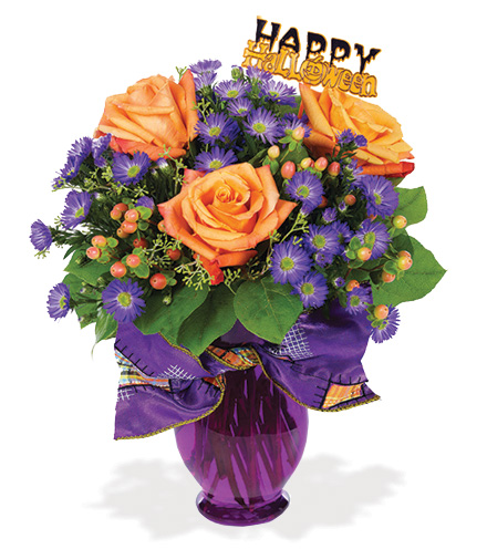 Happy Halloween Bouquet