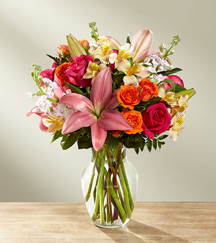 FTD® Into the Woods™ Bouquet