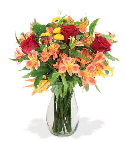 Autumn Burst Bouquet