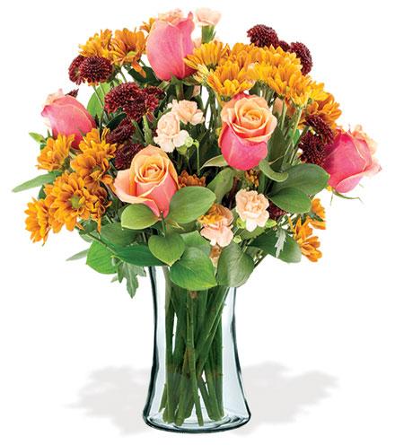 Golden Glory Bouquet