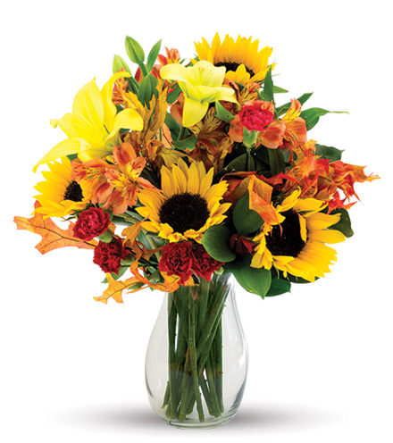 Harvest Happiness Bouquet