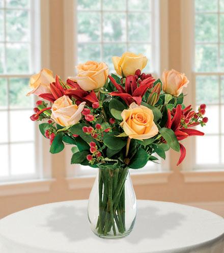 Elegant Tigress Bouquet