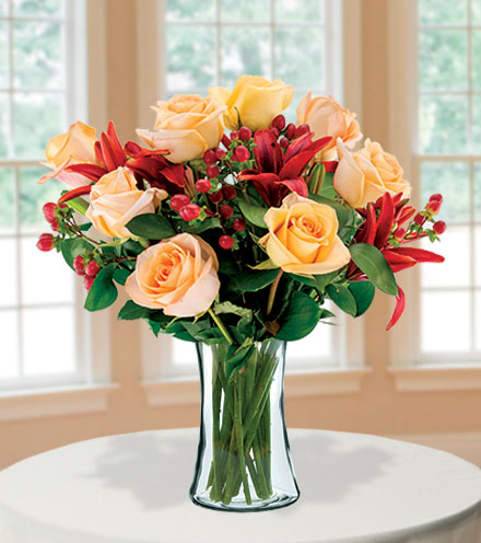 Elegant Tigress Bouquet