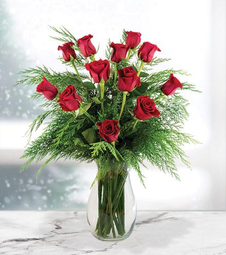 12 Days of X-Mas Roses
