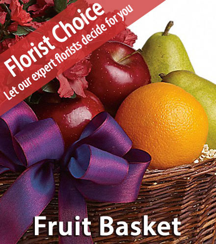 Florist Choice Fruit Basket