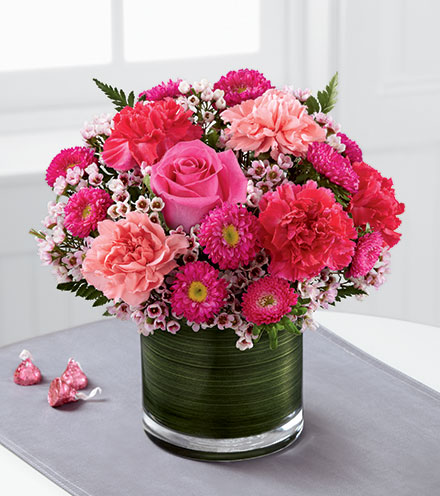 FTD® Pink Pursuits™ Bouquet