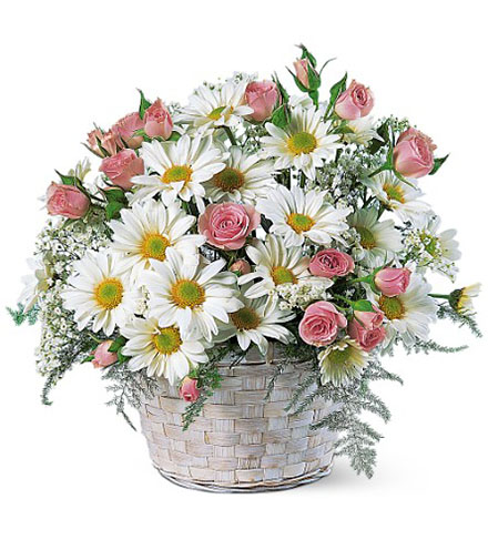 Posy Basket From  $70