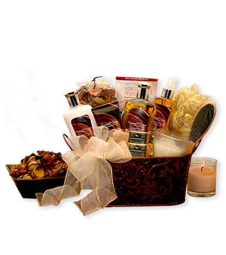 Caramel Bliss Spa Gift Set