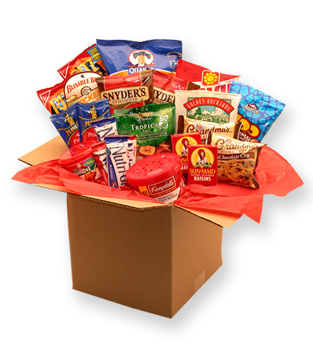 Hearty and Healthy Deluxe Care Package