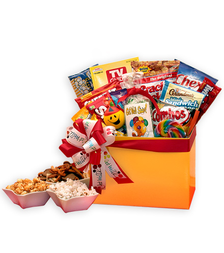 Uplifting Inspirations Get Well Gift Box