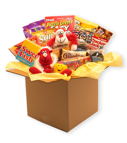 Sending Smiles Care Package