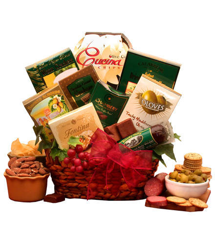 Comforts of Home Gift Basket