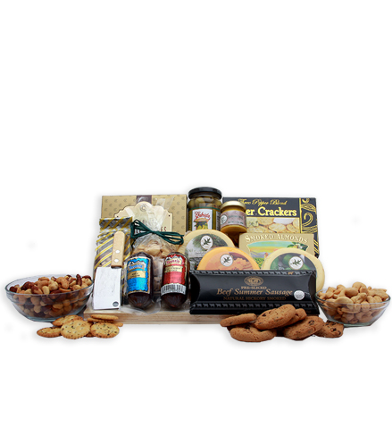Gourmet Snacks Gift Board