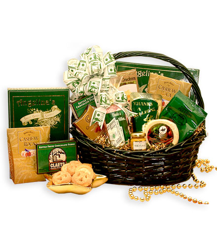 Sincere Appreciation Gift Basket