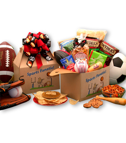 Ultimate Sports Fan Care Package