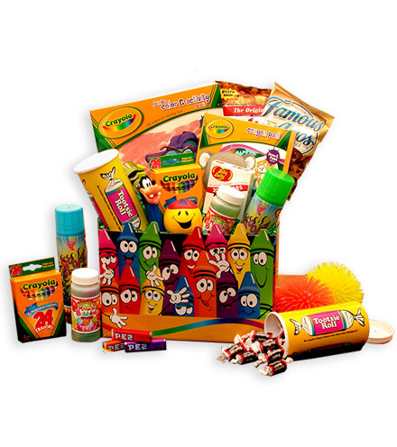 Crayola Creative Time Gift Box