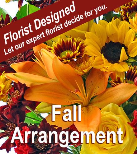 Florist Designed - Fall