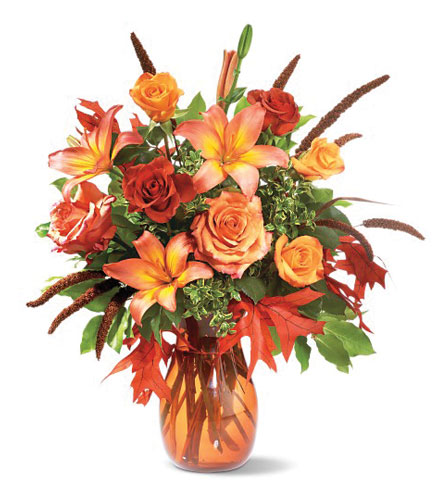 Fall Grandeur Bouquet
