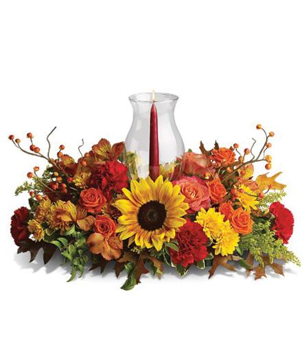 Delight-fall Centerpiece