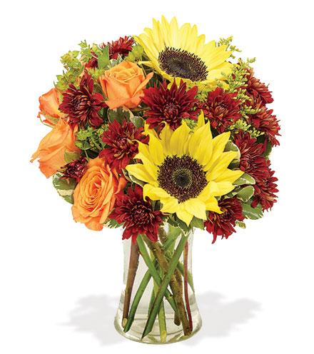Exclusive Harvest Bouquet