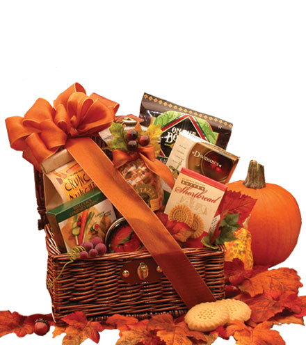 Fall Treats and Sweets Snack Chest